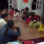 Ninh Thuận: Sòng bạc chủ yếu là phụ nữ dưới quy mô lớn vừa bị bắt
