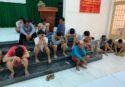 Tạm bắt giữ 40 đối tượng tham gia đá gà và lắc tài xỉu tại gia